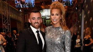 NASCAR: Austin Dillon marries former NFL cheerleader