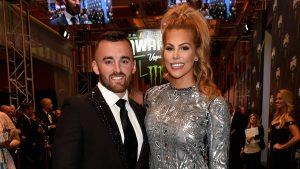 NASCAR: Austin Dillon marries former NFL cheerleader