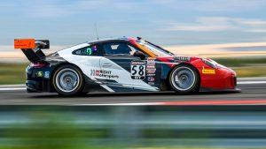 IMSA GTD champ Christina Nielsen leaving Ferrari for Porsche