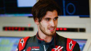Haas F1 Team tells Ferrari it has no room for test driver Antonio Giovinazzi