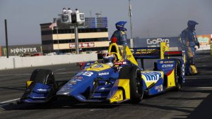 Marco Andretti and Alexander Rossi swap IndyCar seats for 2018 season