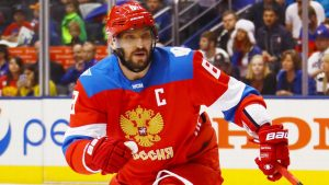 Ovechkin hopes Russian team plays as neutrals