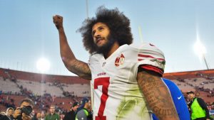 Kaep accepts ACLU honor: 'All have obligation'