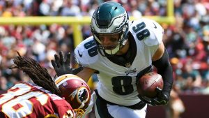 Source: Ertz, Woods unlikely for Eagles-Rams