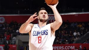 Clips' Gallinari out again with new glute injury