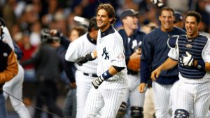 Hiring home run hero Aaron Boone another bold move by Bombers' daredevil GM Brian Cashman