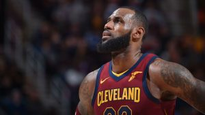 Is LeBron James breaking the aging curve?