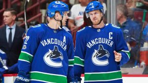 Is this the last hurrah for the Sedin twins?