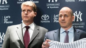 GM Cashman agrees to new deal with Yankees