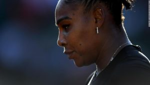 Serena pulls out of French Open due to injury