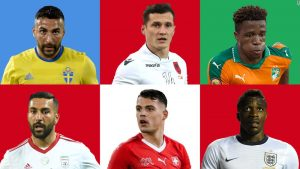 Your Country Needs You! What nationality means to the modern-day footballer