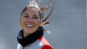 Hope Solo doesn't back North America's 2026 bid