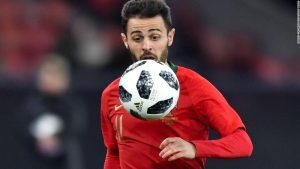"'I really like ""The Crown,""' reveals Portugal star Bernardo Silva"