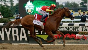 'A gift from God': Undefeated Triple Crown winner Justify retires from racing