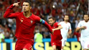 Brilliant Ronaldo hattrick rescues Portugal