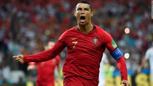Trump on Ronaldo: 'They say he is the greatest ever'