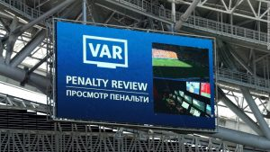History made as VAR used for first time in World Cup