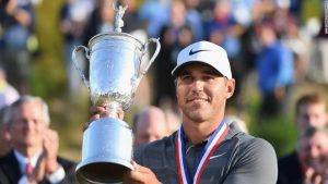 Brooks Koepka wins back-to-back US Open titles