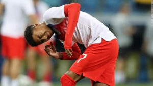 England beats bugs … and Tunisia
