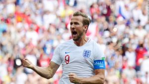 Exuberant England put six past Panama