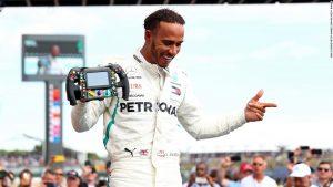 'A long way to go' warns Lewis Hamilton