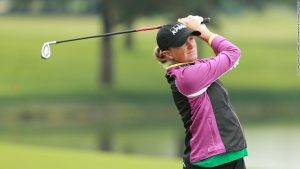 Sponsors to pay golf star while on maternity leave