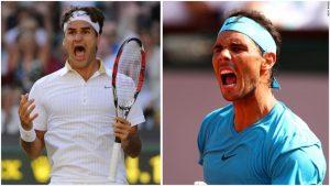 Federer and Nadal motivation 'freakish,' says Cash