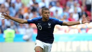 Mbappe scores twice as France knocks Messi's Argentina out of World Cup