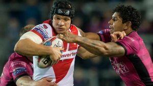 Challenge Cup: St Helens v Hull FC