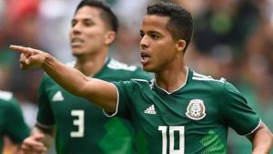 Scotland lose to Mexico after Dos Santos strike