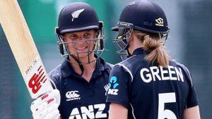 NZ women hit ODI record 490 against Ireland