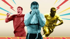 #MyfirstWorldCup – your memories of past tournaments