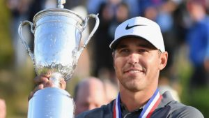 Record-equalling Fleetwood beaten by Koepka at US Open