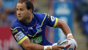 Warrington's Roberts to return to Australia for 'compassionate reasons'