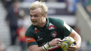 Edinburgh: Luke Hamilton reunited with Richard Cockerill in one-year deal