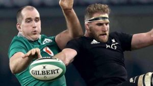 Autumn internationals: Evening kick-offs for Ireland's home games