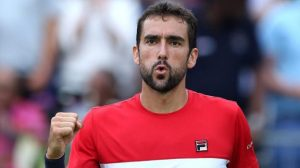 Marin Cilic beats Gilles Muller to seal place in quarter-finals at Queen's Club