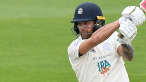 County Championship: Early Yorkshire wickets keep Hampshire game in the balance
