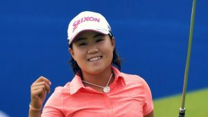 NW Arkansas Championship: Nasa Hataoka claims first LPGA title