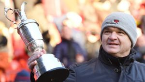 Paul Lawrie: Former Open champion out of championship at Carnoustie