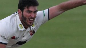County Championship: Middlesex collapse to 54-9 under lights against Kent