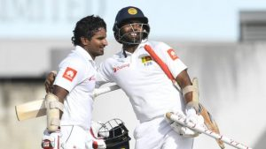 Sri Lanka beat Windies in Barbados to draw series