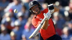 England v Australia: Jos Buttler stars as England win T20 international – best shots