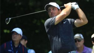 Quicken Loans National: Francesco Molinari and Abraham Ancer lead in Maryland