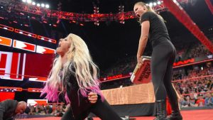 WWE Raw results, recap, grades: Ronda Rousey wreaks havoc, another major title change