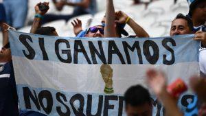 Argentina vs. France live stream info, TV channel, updates, score: Griezmann scores on early penalty kick