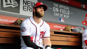 Bryce Harper's struggles are largely tied to shifts, but don't expect them to last