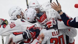 Stanley Cup Finals 2018: Capitals storm back in Game 5 to deliver Washington its first NHL title