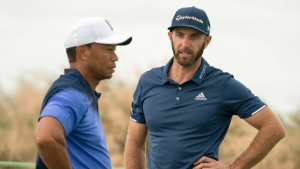 2018 U.S. Open pairings, tee times: Tiger Woods grouped with Dustin Johnson, Justin Thomas