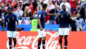 France vs. Australia final score: Late Paul Pogba goal secures dramatic, narrow win for Les Bleus